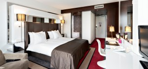 Large Fashion Twin - Westcord Hotels