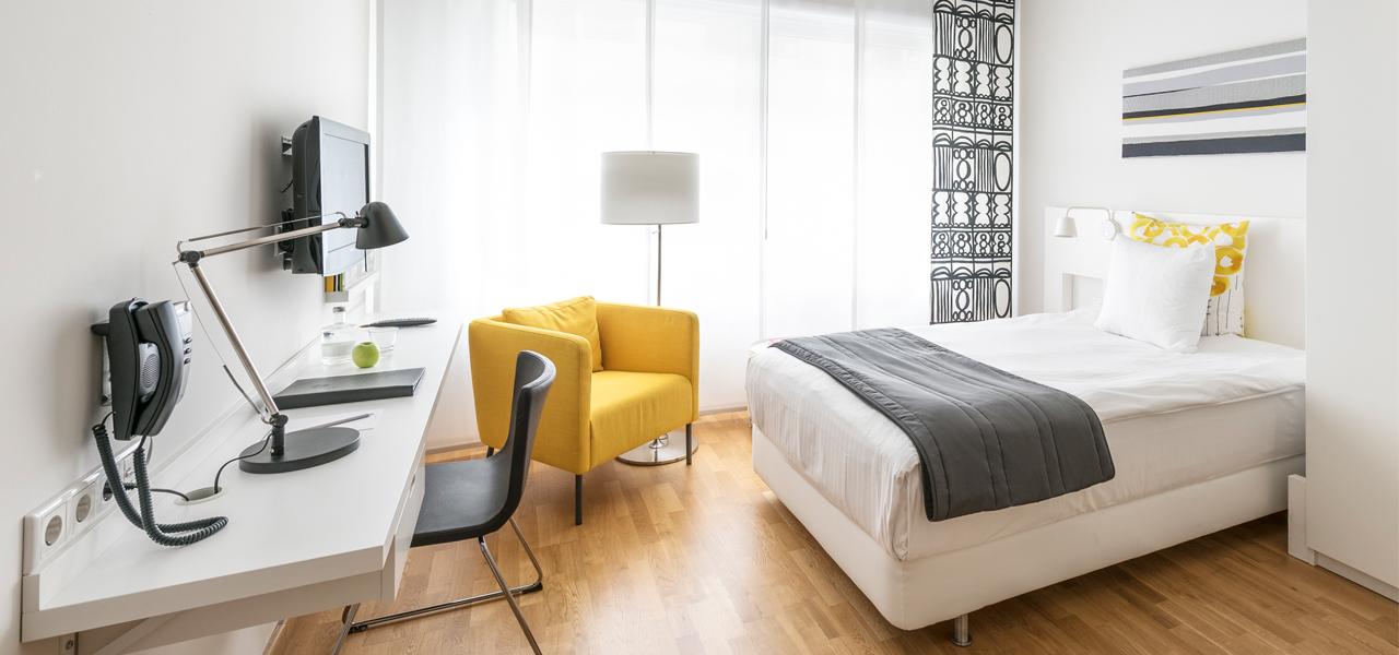 eenpersoonskamer-mindervaliden-westcord-hotel-delft