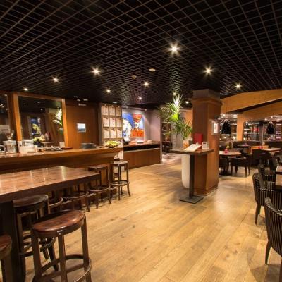 360º foto brasserie Art Hotel Amsterdam