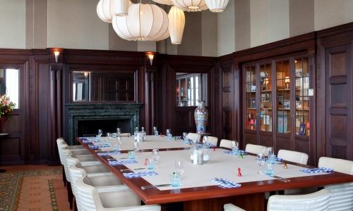 Directievertrek Plate Hotel New York Rotterdam