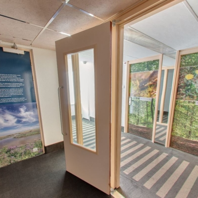 360º foto Atrium Staatsbosbeheer Hotel Schylge