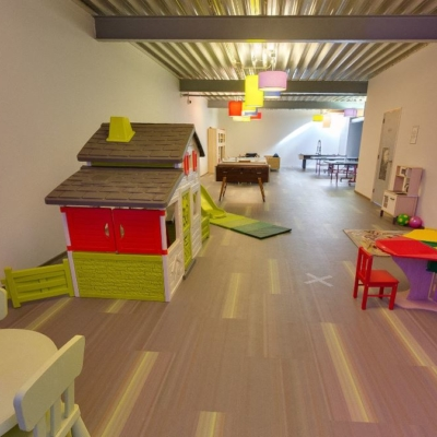 360º foto kinderspeelparadijs ApartHotel Boschrijck