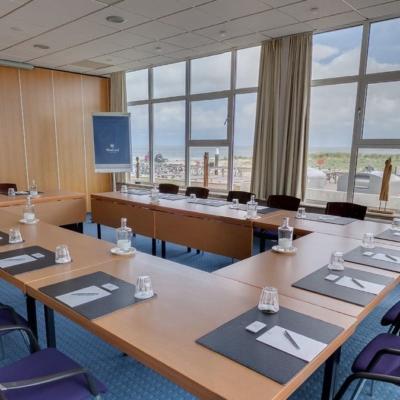 360º foto Noordzee Zaal Strandhotel Seeduyn