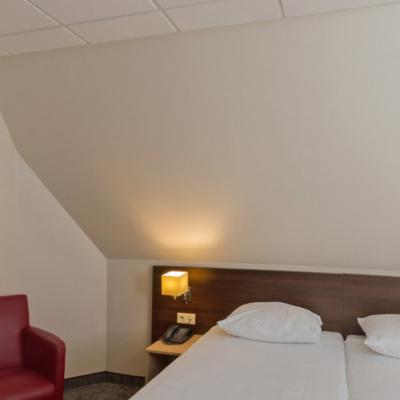 360º foto WestCord Hotel de Veluwe - Comfort kamer met bad