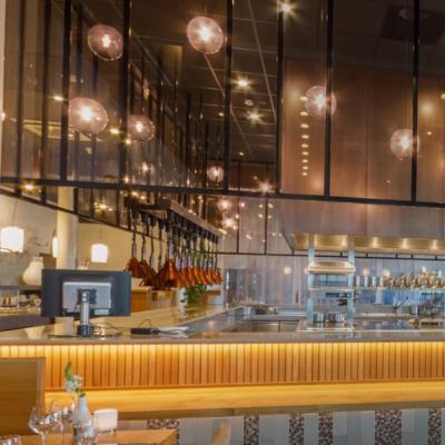 360º foto open keuken WestCord WTC Hotel Leeuwarden