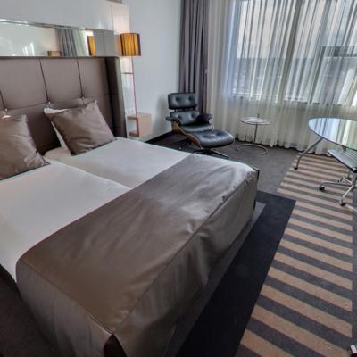 360º foto Business Deluxe Kamer WestCord WTC Hotel Leeuwarden