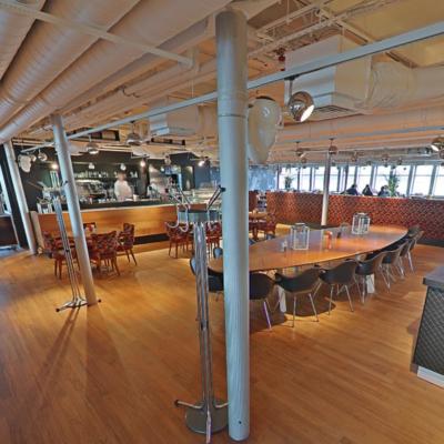 360º foto Lido Restaurant ss Rotterdam