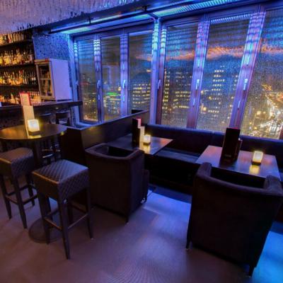 360º foto SKYY Bar Amsterdam Fashion Hotel Amsterdam