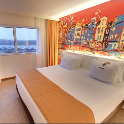 360º foto Superior Room Art Hotel Amsterdam ****