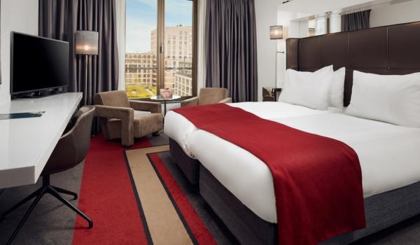 Welcome To Fashion Hotel Amsterdam Westcord Hotels