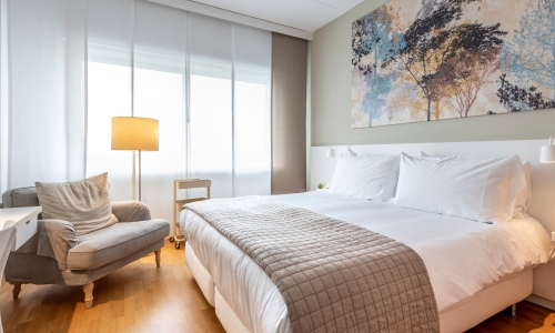 Comfort Deluxe Natural - WestCord Hotel Delft
