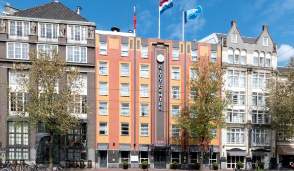 City Centre Hotel Amsterdam Westcord Hotels