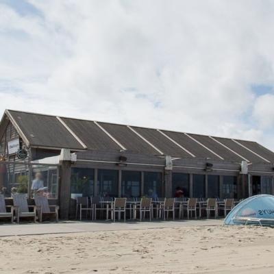360º foto Strand en Badhuys Strandhotel Seeduyn