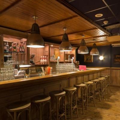 360º foto Barentz Bar Disco Hotel Schylge