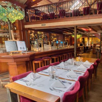 360º foto Visrestaurant De Wadden