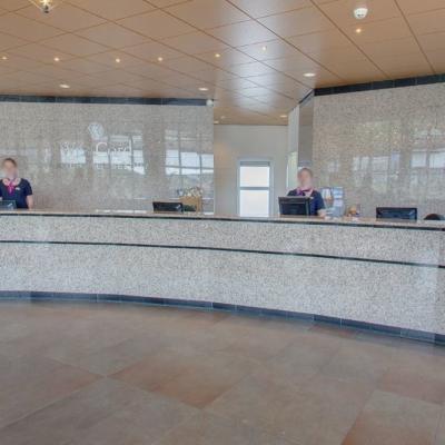 360º foto receptie Strandhotel Seeduyn