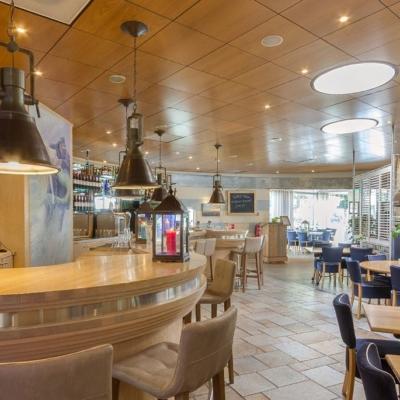 360º foto restaurant en terras ApartHotel Boschrijck