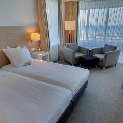 360º foto Superior kamer Zeezijde Hotel Schylge