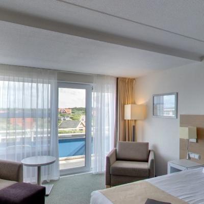 360º foto Superior Landzijde Strandhotel Seeduyn