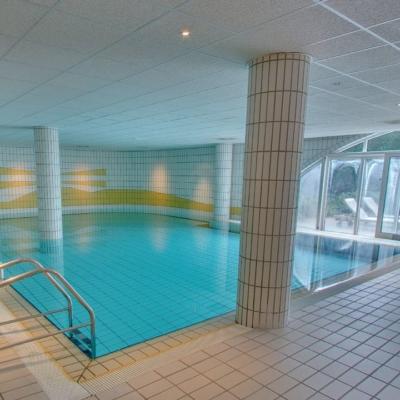 360º foto Zwembad Hotel Schylge