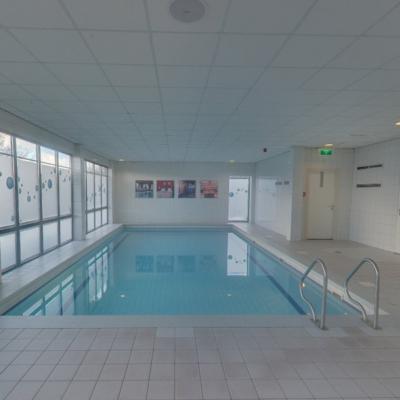 360º foto zwembad WestCord Hotel Noordsee