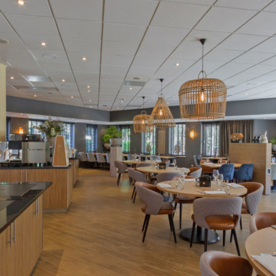 360º foto WestCord Hotel de Veluwe - Restaurant