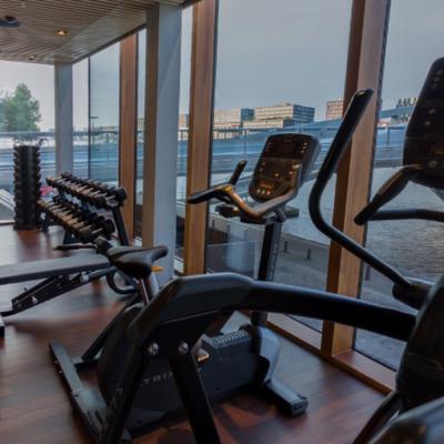 360º foto Fitness