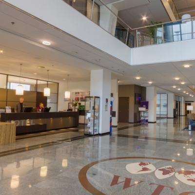 360º foto lobby WestCord WTC Hotel Leeuwarden