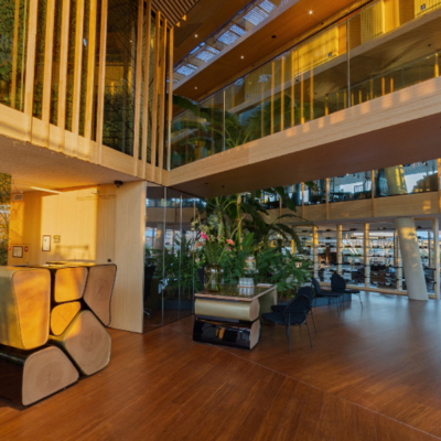 360º foto lobby Hotel Jakarta Amsterdam