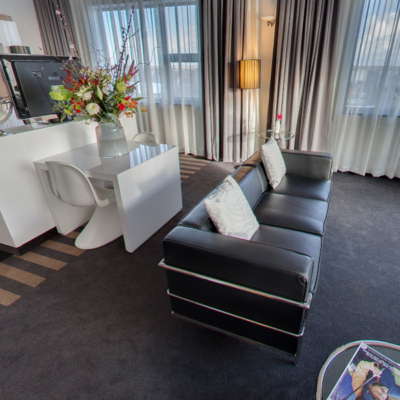 360º foto Bruidssuite WestCord WTC Hotel Leeuwarden