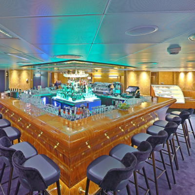 360º foto Captain's Lounge ss Rotterdam