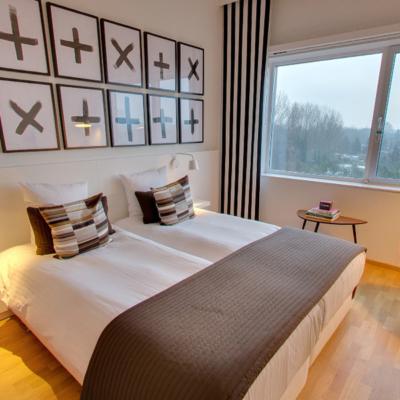 360º foto Tweepersoonskamer 'Cognac' WestCord Hotel Delft
