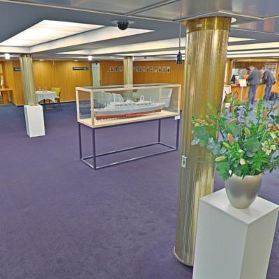360º foto lobby/receptie ss Rotterdam