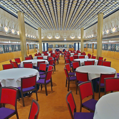 360º foto Odyssee Room ss Rotterdam