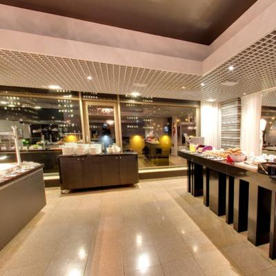 360º foto Ontbijtrestaurant Fashion Hotel Amsterdam