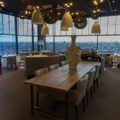 360º foto restaurant élevé WestCord WTC Hotel Leeuwarden