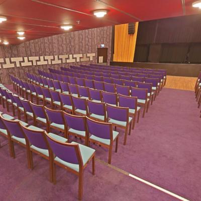 360º foto Theatre ss Rotterdam