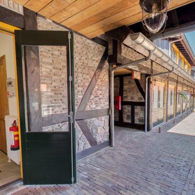 360º foto entree WestCord Hotel Salland