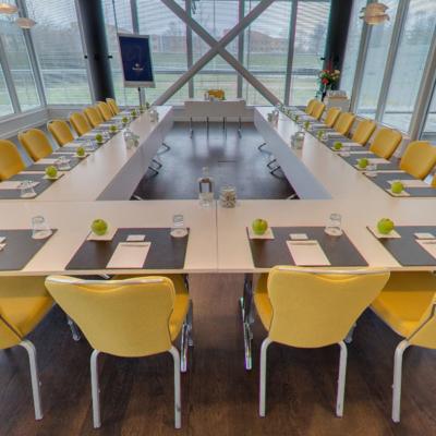 360º foto zaal 'Amsterdam' WestCord Hotel Delft
