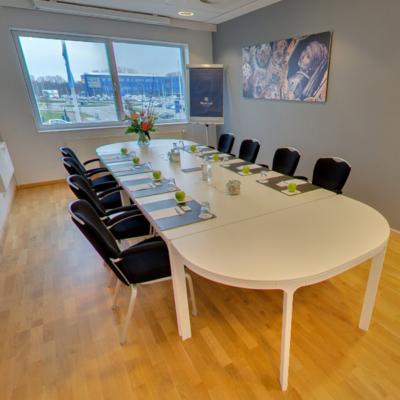 360º foto zaal 'Oslo' WestCord Hotel Delft
