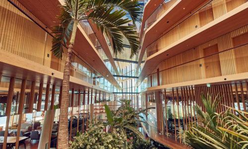 Hotel Jakarta Amsterdam winner 'Architecture MasterPrize'