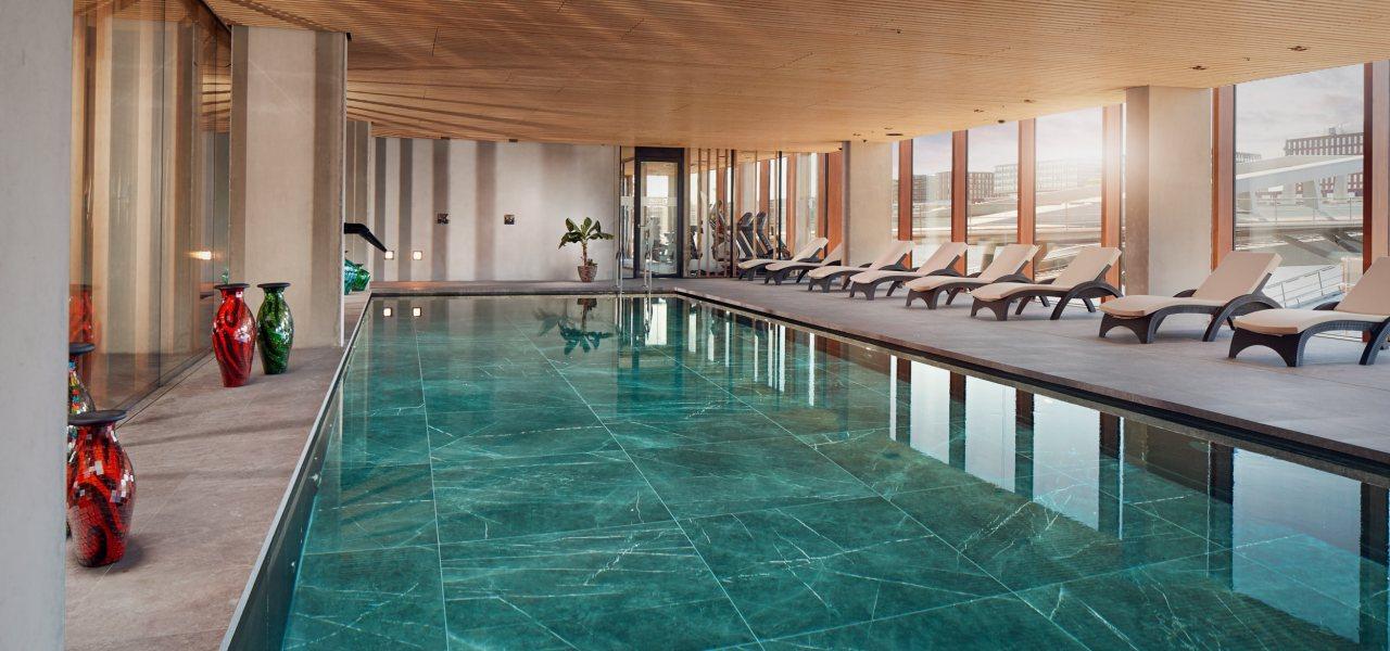Wellness hotel jakarta amsterdam by westcord for Design hotel jakarta
