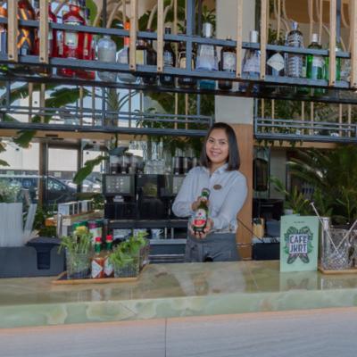 360º photo Café Jakarta